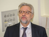 Medical Director University Hospital Magdeburg, Prof. Dr. med. Hans-Jochen Heinze