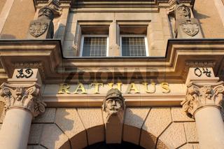 Rathaus Eberswalde