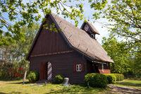 Church 001. Fischland Darss Zingst. Germany