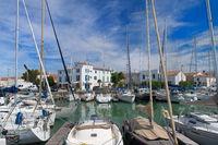 Harbor Saint Martin de Re