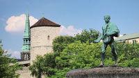 Hannover - Am Rand der Altstadt, Deutschland