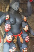 Kumartuli Idols, Kolkata, India