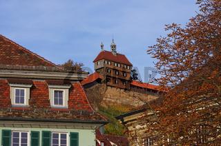 Esslinger Burg, Baden-Württemberg, Deutschland