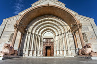 At the Duomo Cathedral San Ciriaco in Ancona Marche Italy