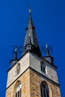Saalfeld, Johanneskirche