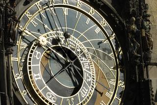 Prager Rathausuhr (Altstädter Astronomische Uhr)