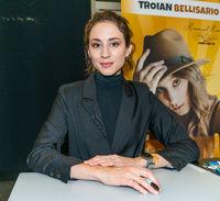 DORTMUND, GERMANY - December 8th 2019: Troian Bellisario at German Comic Con Dortmund