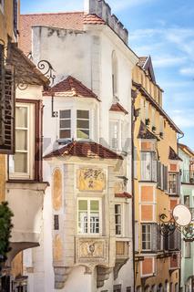 Old Town Street in Klausen