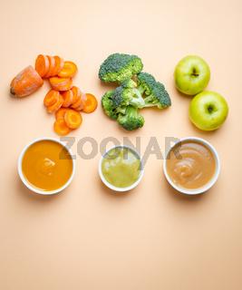 Baby natural food