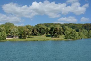 Freilinger See bei Blankenheim in der Eifel,Nordrhein-Westfalen,Deutschland