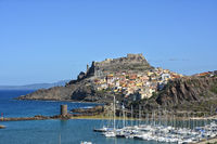 Sardinia Castelsardo