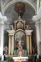 Baroque parish church of St. Stephan
