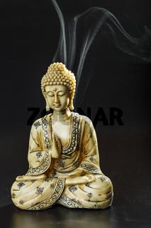 Meditierender Thai Buddha