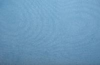 Blue soft velvet textile background