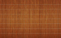 Brown bamboo wood mat background texture