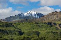 Mountains in Alaska