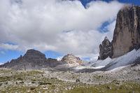 Tre Cime di Lavaredo with Paternkofel