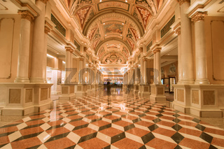 Las vegas nevada luxurious architecture and accommodation scenes