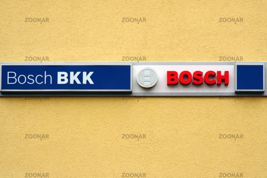 Bosch BKK health insurance