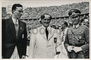 1936 Summer Olympics Games Germany
