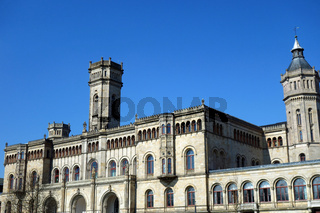 Gottfried Wilhelm Leibniz Universitaet Hannover