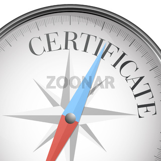 compass concept certificate