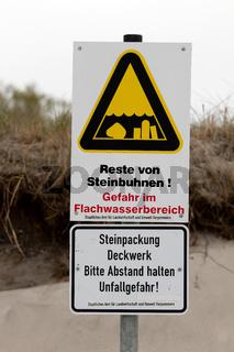 Schilder auf Fischland 008