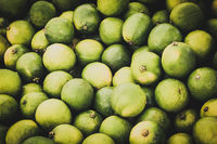 lime fruit  - pile of green lime fruits -