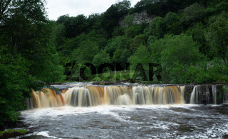 Wain Wath Waterfalls in Swaledale