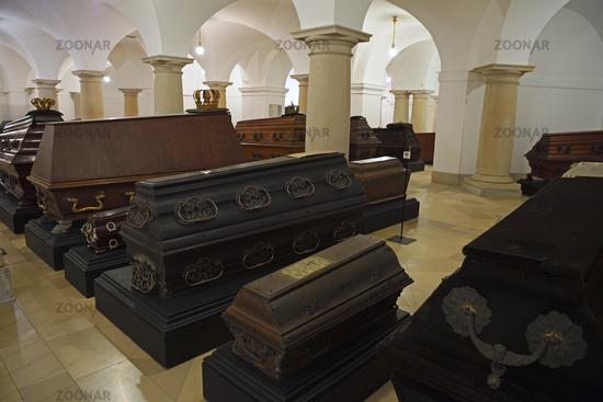 Inside the Berliner Dom, biggist church of Berlin, Germany
