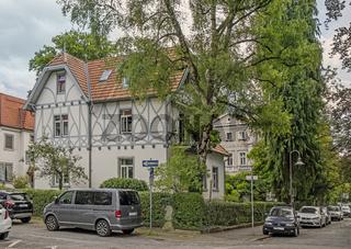Gebäude in Konstanz-Petershausen