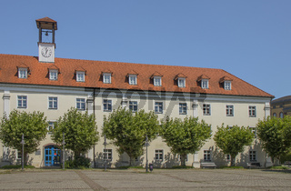 Verwaltungsgebäude Torkel, Benediktinerplatz, Konstanz