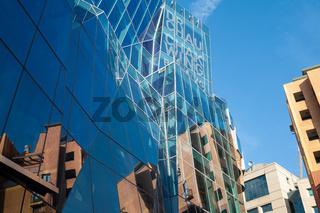 Sydney, Australien, Dr Chau Chak Wing Gebaeude der UTS von Frank Gehry