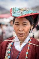 Native Indian in Ladakh