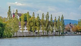 Kloster St. Katharinental, Diessenhofen, Kanton Thurgau, Schweiz