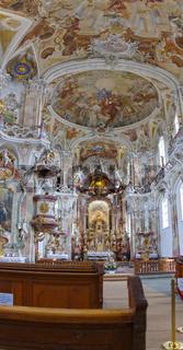 Wallfahrtskirche Birnau, Bodensee, Deutschland