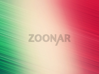 a green, white, red line background, depiction of italian flag