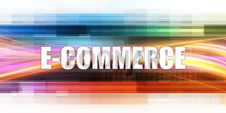 E-commerce Corporate Concept