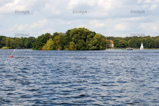 Lake Tegel 001. Berlin