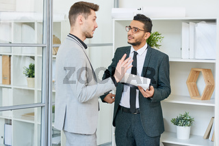 Negotiations of Business Partners