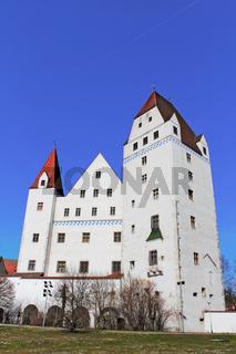 Neues Schloss in Ingolstadt