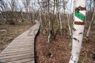 Naturreservat Soos in Tschechien