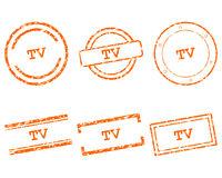 Tv Stempel - Tv stamps