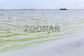 qarhan salt lake scene