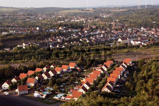 Schiffweiler, Saarland, Deutschland