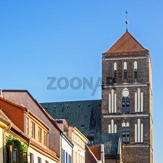 St. Nikolai Kirche in Rostock