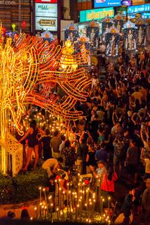 Loi Krathong celebrations, Chiang Mai