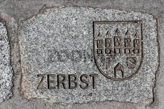 Wappen von Zerbst