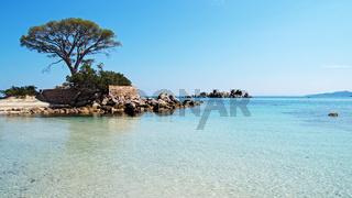 Palombaggia - Tamaricciu - Korsika