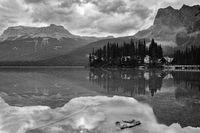 Emerald lake, Yoho National Park, British Columbia, Canada, Canada